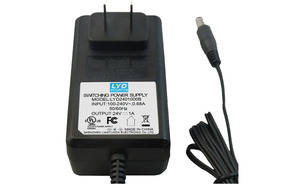 Battery charger18W 6V3A